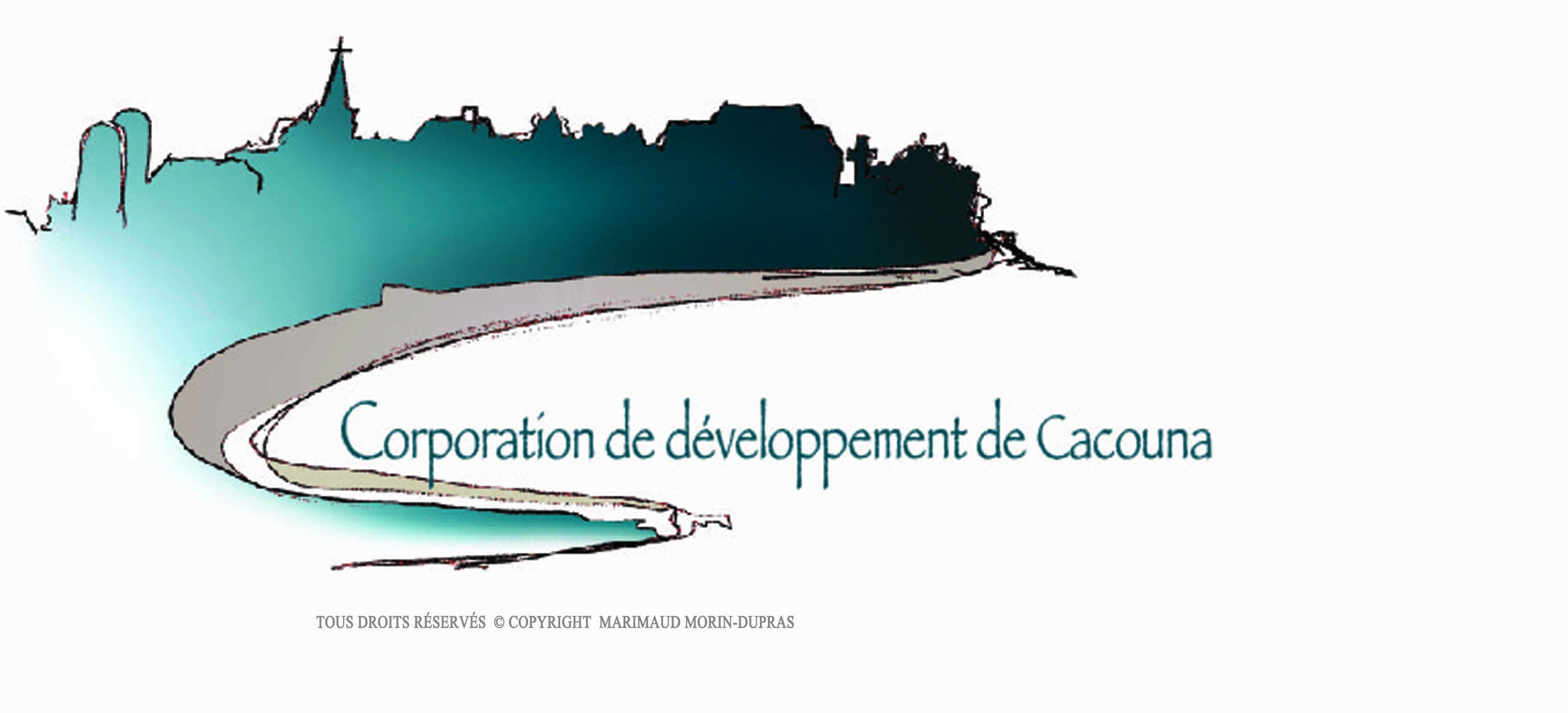 Image corporative, Corporation de développement de Cacouna